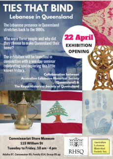 Ties that bind – Lebanese in Queensland